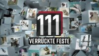 111 verrückte Feste - Logo