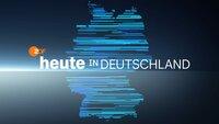 """Logo """"heute in deutschland"""""""