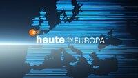 """Logo """"heute in europa"""""""