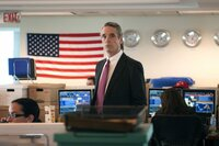 John Tuld (Jeremy Irons), oberster Chef der Investmentbank, schreckt vor nichts zurück.