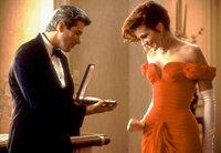 L-R: Edward Lewis (Richard Gere) und Vivian Ward (Julia Roberts)