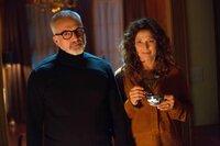 Dean (Bradley Whitford) und Missy (Catherine Keener) verfolgen einen perfiden Plan.