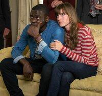 Chris (Daniel Kaluuya) und seine Freundin Rose (Allison Williams) beim ersten gemeinsamen Besuch im Landhaus ihrer Eltern.