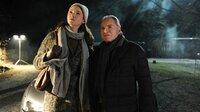 Dr. Winter (Fritz Wepper) und Tochter Alexandra (Sophie Wepper) in ihrem letzten Fall, bei dem es um den Mord an einem aufstrebenden Brauereibesitzer geht.