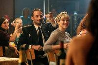 Kursk Matthias Schoenaerts als Mikhail, Léa Seydoux als Tanya SRF/Wild Bunch Germany