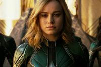 Captain Marvel Brie Larson als Vers/Captain Marvel SRF/2019 MARVEL