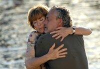Maria Lieblich (Thekla Carola Wied) und Ernst Geyer (Rolf Kanies) haben sich gesucht und gefunden.