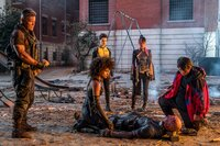 Josh Brolin (Nathan Summers / Cable), Zazie Baetz (Domino), Brianna Hildebrand (Negasonic Teenage Warhead), Shioli Kutsuna (Yukio), Ryan Reynolds (Wade Wilson / Deadpool), Julian Dennison (Russell).