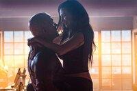 Ryan Reynolds (Wade Wilson / Deadpool), Morena Baccarin (Vanessa).