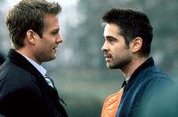 Kann James (Colin Farrell, r.) Zack (Gabriel Macht, l.) trauen?