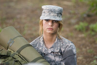 So langsam begreift das Hollywood Sternchen Megan Valentine (Jessica Simpson) die Lage, in der sie sich befindet ...