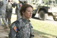 Der ehemalige Sergeant Jeter (Cheri Oteri) verspricht Megan bei der letzten Mission eine niederschmetternde Niederlage ...