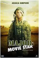 Major Movie Star - Plakatmotiv