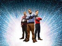 Anthony Mackie (Chris), Seth Rogen (Isaac), Joseph Gordon-Levitt (Ethan).