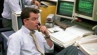 Der junge Aktienhändler Bud Fox (Charlie Sheen) setzt alles daran, an der Börse das ganz große Geld zu verdienen.Der junge Aktienhändler Bud Fox (Charlie Sheen) setzt alles daran, an der Börse das ganz groüe Geld zu verdienen.