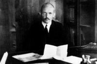 Der junge Ingenieur Claude Dornier begann seine Karriere bei Graf Zeppelin.