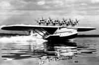 """Die """"Do X"""" – ein Wasserflugzeug so groß wie ein Jumbo-Jet"""
