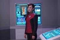 Lt. Talla Keyali (Jessica Szohr)