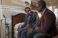 Randall (Sterling K. Brown, r.) möchte mit seinem Vater William (Ron Cephas Jones, l.) einen Road Trip nach Memphis machen, um mehr über ihn zu erfahren. Doch wie wird der Trip enden?