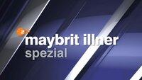 """Logo: """"maybrit illner spezial""""."""