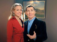 Felice (Nina Proll) und Ottensen (Freddy Quinn).