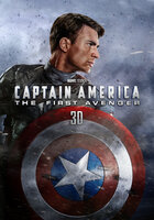 Captain America: The First Avenger - Plakatmotiv