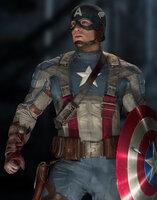 Kaum ist er der neue Kriegsheld, da steht auch schon Captain America (Chris Evans) die bisher größte Prüfung seines Lebens bevor: Der Kampf gegen Nazi-Agent Red Skull, der als absolut unbesiegbar gilt. Um ihn zu stoppen, muss er sich selbst opfern ...