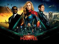 Captain Marvel - Artwork