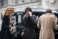 Ben Whishaw als Norman Scott, der eine heimliche Affäre mit einem von Großbritanniens mächtigsten Politikern hat.