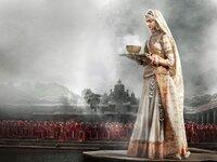 Padmavati (Deepika Padukone)  Die Verwendung des sendungsbezogenen Materials ist nur mit dem Hinweis und Verlinkung auf TVNOW gestattet.