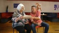 Joachim Llambi und seine Mutter Ingrid Stempel erinnern sich an seine Tanzkarriere in der Tanzschule _Paulerberg_.
