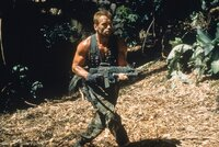 US-Kommandokämpfer Dutch (Arnold Schwarzenegger)  Die Verwendung des sendungsbezogenen Materials ist nur mit dem Hinweis und Verlinkung auf TVNOW gestattet.