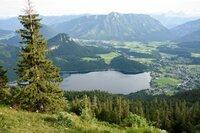 Der Altausseersee.