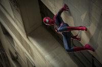 Im Kampf gegen das Böse: Peter Parker alias Spider-Man (Andrew Garfield) ...