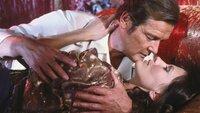 James Bond (Roger Moore), Octopussy (Maud Adams)