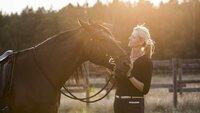 Pferdeprofi Katja Schnabel