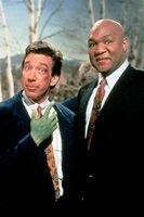 Tim Taylor (Tim Allen, li.) und George Foreman (spielt sich selbst)