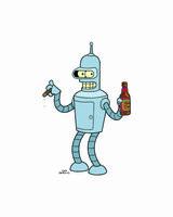(9. Staffel) - Bender ist ein Roboter mit großem Herz und allzu menschlichen Schwächen ...