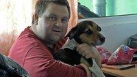 Wird Hartz-IV-Empfänger Christian (36) die Miete noch zahlen können oder droht ihm erneut die Obdachlosigkeit?