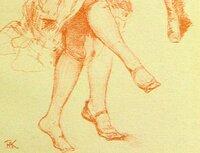 """Die junge Bedienung Coletta Möritz stand dem Maler Friedrich August von Kaulbach für Skizzen Modell. Nach diesen Skizzen fertigte er das Schild für das Bierzelt """"Zur Schützenlisl""""."""