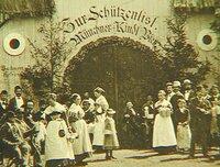 """Das Bierzelt """"Zur Schützenlisl"""" auf der Theresienwiese."""