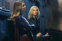 Was sie von Rheas jüngsten Entscheidungen halten soll, weiß Supergirl (Melissa Benoist) nicht so richtig ...