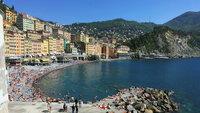 SRF DOK: An Italiens Riviera Die Hafenstadt Portofino ist Tummelplatz der Schönen und Reichen. SRF/NDR/Cristina Trebbi