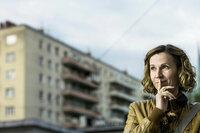 Die Migrantigen Doris Schretzmayer als Marlene Weizenhuber SRF/Golden Girl