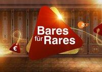 """Logo """"Bares für Rares""""."""