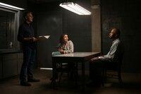 L-R: Scott Bakula as Special Agent Dwayne Pride, Necar Zadegan as Special Agent Hannah Khoury