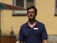 Dr. Philipp von Trott ist Oberarzt einer Palliativstation im Berliner Krankenhaus Havelhöhe.