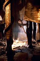 Archäologieprofessor Indiana Jones (Harrison Ford) riskiert mal wieder Kopf und Kragen ...