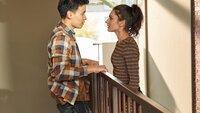 Zusammen mit Johanna (Romina Küper) soll Kasi (David Meier) ein Referat ausarbeiten. Doof nur, dass Kasi ausgerechnet in Johanna heimlich verliebt ist.