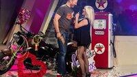 Gastgeber Mario Barth mit Samantha Fox